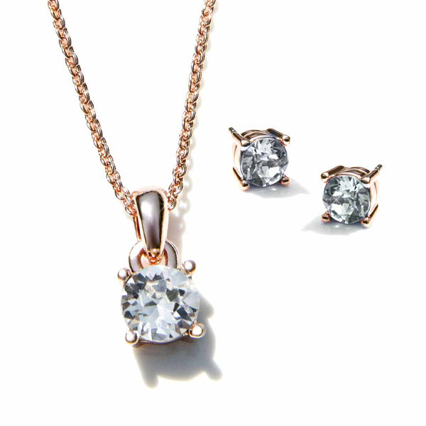 """Southern Light"" Set - mit Swarovski® Elements"