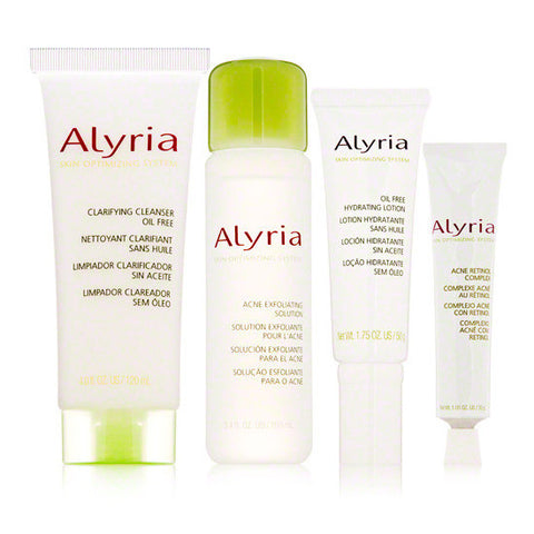 Alyria Acne Clarifying Kit