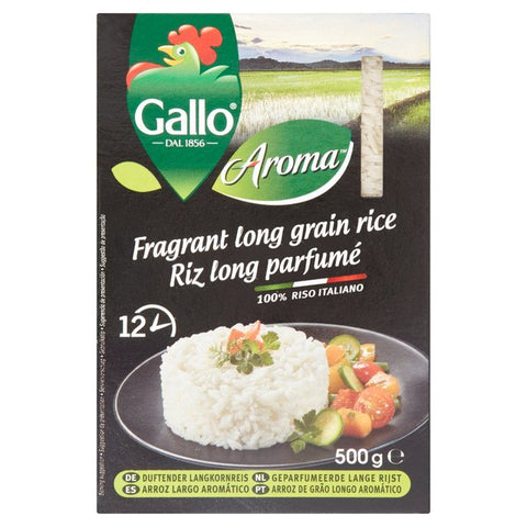 Aroma Italian Long Grain Rice 500g - ON SPECIAL OFFER