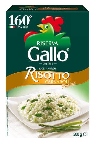 Carnaroli Rice 500g - ON SPECIAL OFFER SHORT DATED