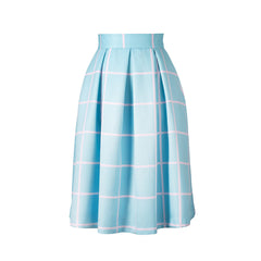 Cotton Candy Dream Midi Skirt