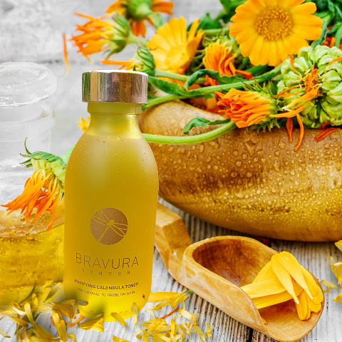 Purifying Calendula Toner 13% AHA 150ml