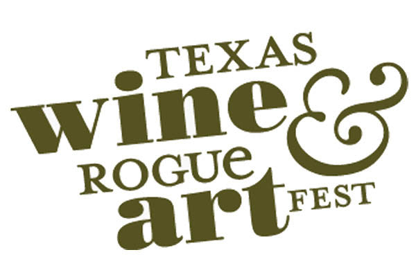 Texas Wine & Rogue Art Fest