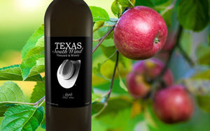 Apple Fruit Wine - Texas SouthWind Vineyard and Winery