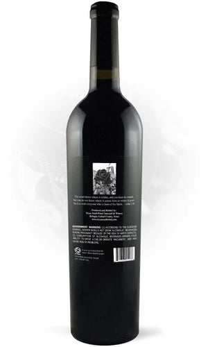 Black Rose Sweet Table Wine - Texas SouthWind Vineyard and Winery
