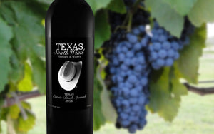 Estate Black Spanish 2016 - Texas SouthWind Vineyard and Winery