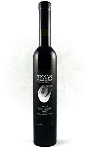 Blanc du Bois 2017 White Dessert Wine - Texas SouthWind Vineyard and Winery