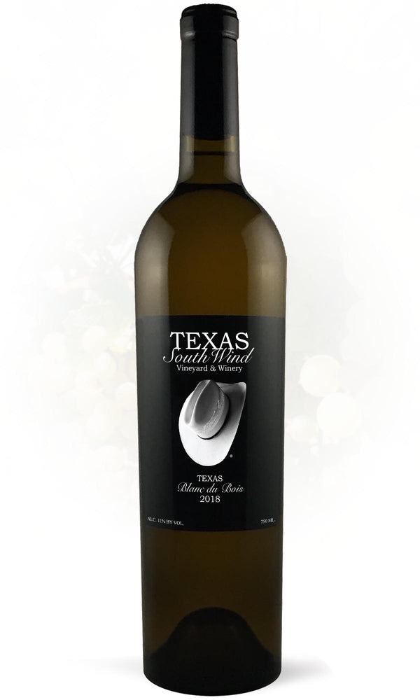 Blanc du Bois 2018 (Dry) - Texas SouthWind Vineyard and Winery