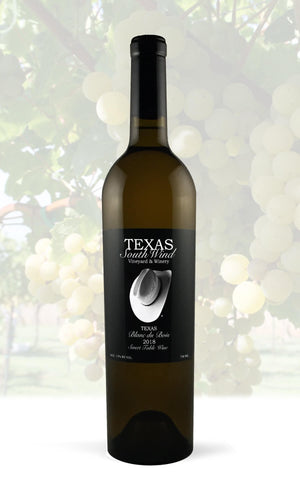 Blanc du Bois 2017 Sweet - Texas SouthWind Vineyard and Winery