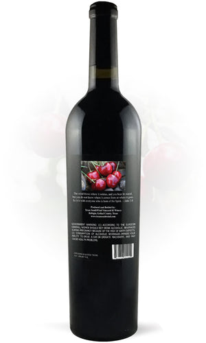 Cherry Fruit Wine - Texas SouthWind Vineyard and Winery