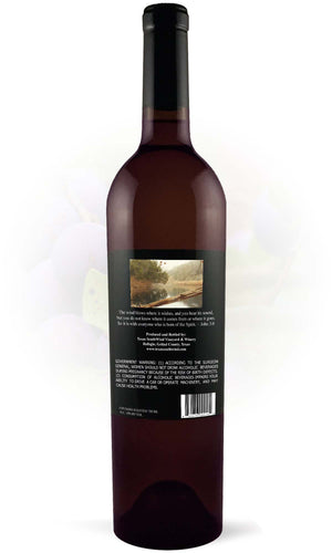 Plum Fruit Wine - Texas SouthWind Vineyard and Winery