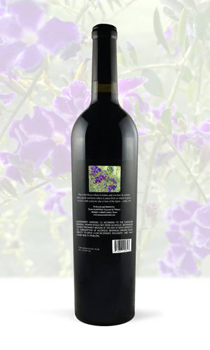 Purple Rhapsody (Malbec) - Texas SouthWind Vineyard and Winery