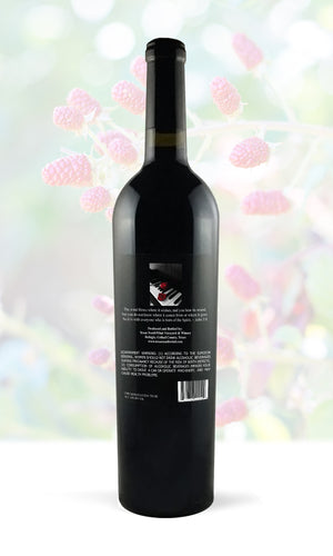 Red Raspberry Fruit Wine - Texas SouthWind Vineyard and Winery