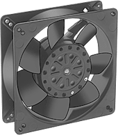 Fan, Square-220VAC