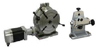 Rotary Table, 4th Axis 6""