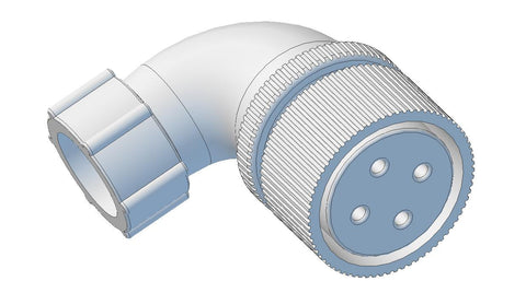 Connector, Servo Spindle Motor Power