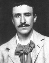 Charles Rennie Mackintosh Portrait