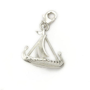 Sterling Silver Charms C279, Handmade by Ortak