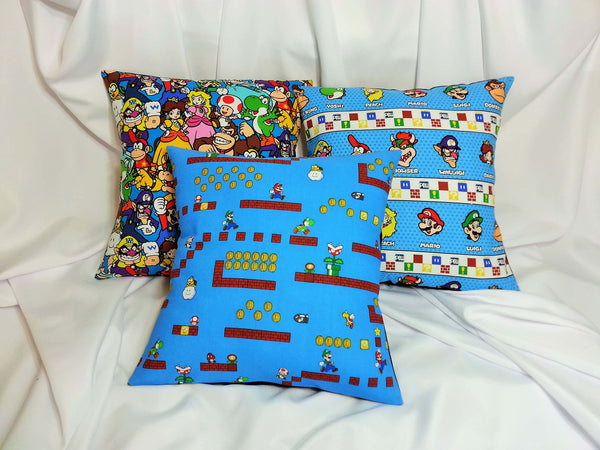 Gaming Pillow Cover