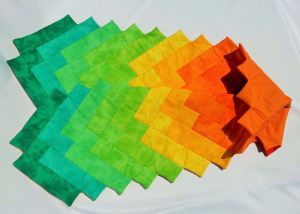 centerpiece, citrus colors, dresser scarf, Housewares, lgbt friendly, piano runner, piano runners, quilted table runner, rainbow runner, summer table runners, table runner, table runners, table topper, under 50