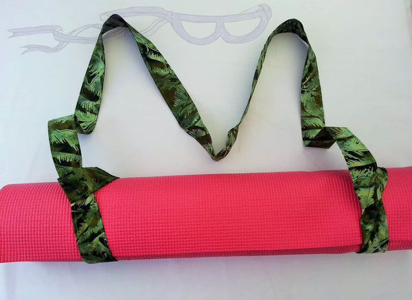 This mat sling is made in the USA to accommodate any size mat.