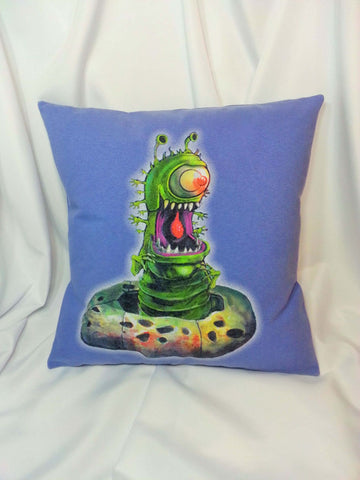 Dead Rising 2: off the record Uranus Zone t-shirt made into a decorative pillow cover.