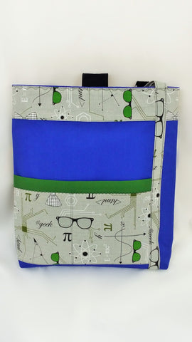 Math unisex bag, Math teacher gift