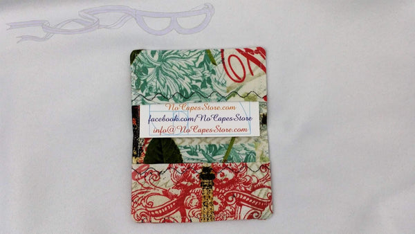 This card holder is an inspirational gift for any new graduate entering the world.
