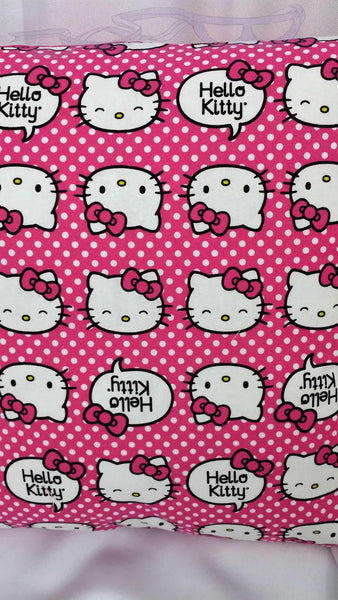 hello kitty, sanrio, hello kitty sanrio, kawaii pillow, kawaii pillow cover, kawaii bedding, kawaii deco, kawaii decoration, kitty sanrio, kitty white, pink throw pillow, pink cat pillow, hello kitty white