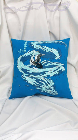 ブリーチ,  日番谷 冬獅郎, Bleach pillow with Tōshirō Hitsugaya
