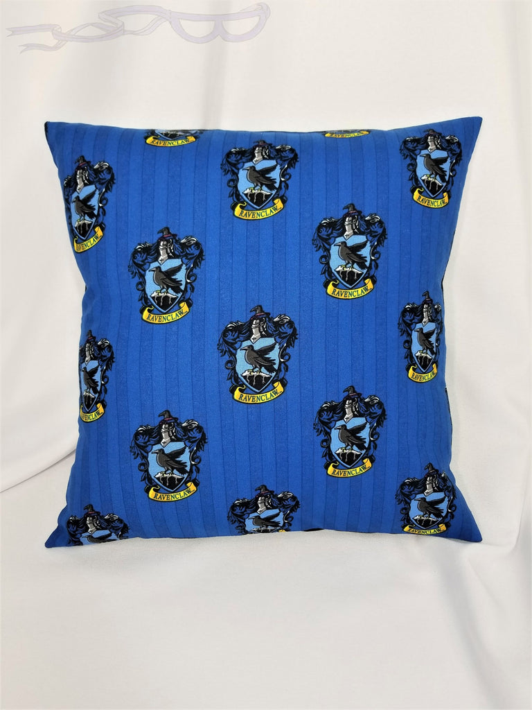 Cotton cover made with licensed Harry Potter fabric feat. Ravenclaw