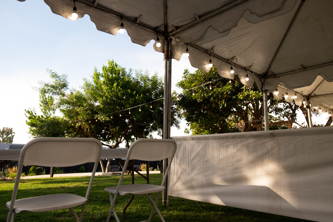 Festival Booth Tent Rental in Orange County CA
