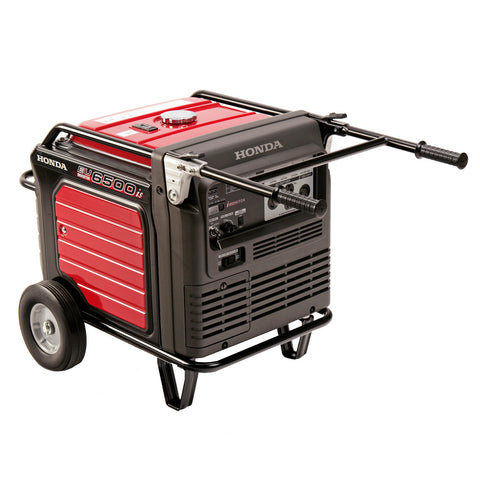 45 Amp Silent Portable Generator (Electric Start)