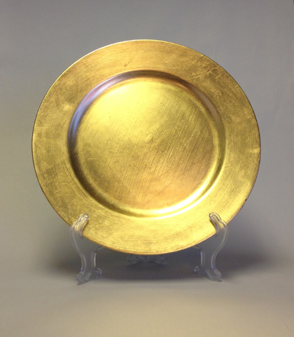 Charger- Gold 13""