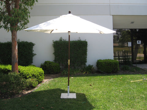 Market Umbrella (9')