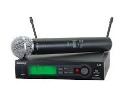 Extra Microphone, Wireless