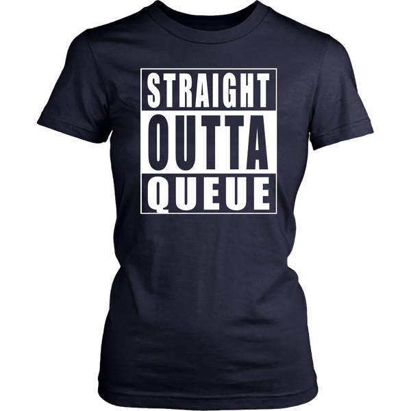 Straight Outta Queue