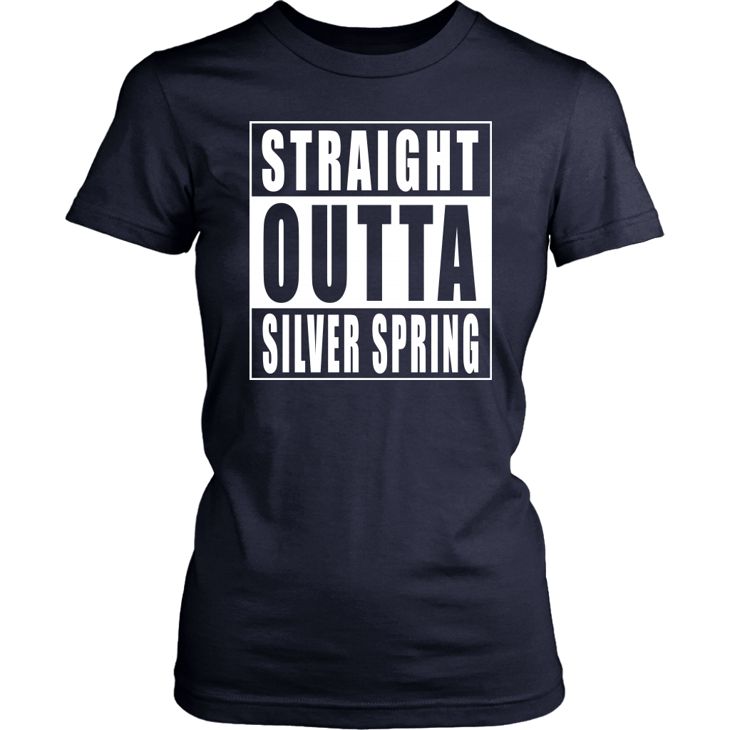 Straight Outta Silver Spring