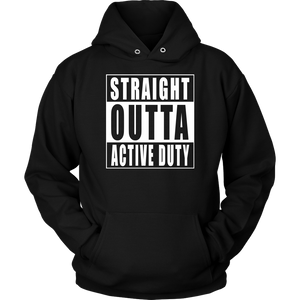 Straight Outta Active Duty