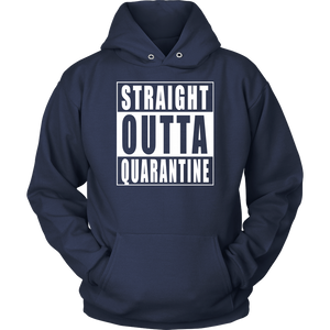 Straigh Outta Quarantine