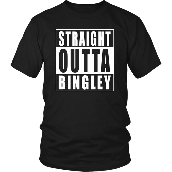 Straight Outta Bingley