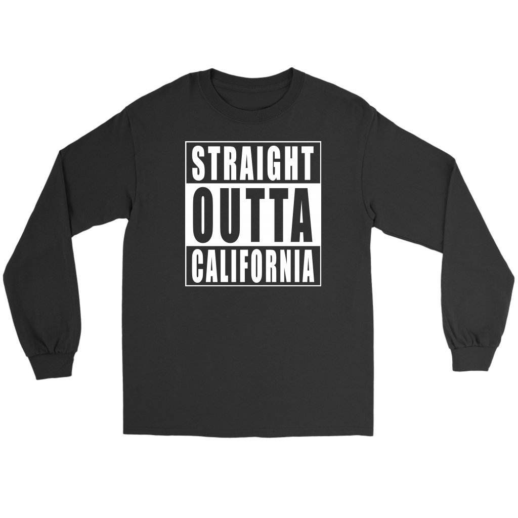 Straight Outta California