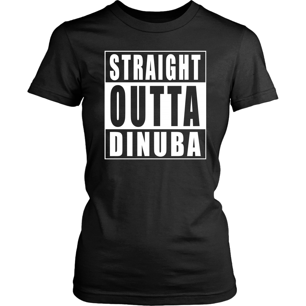 Straight Outta Dinuba