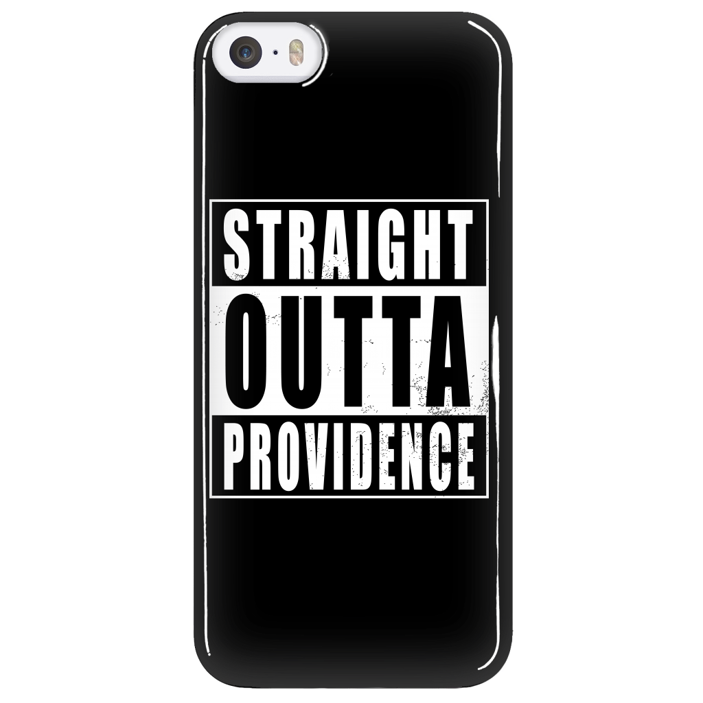Straight outta Providence