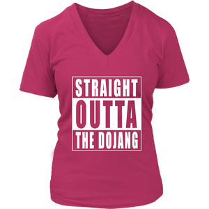Straight Outta the Dojang