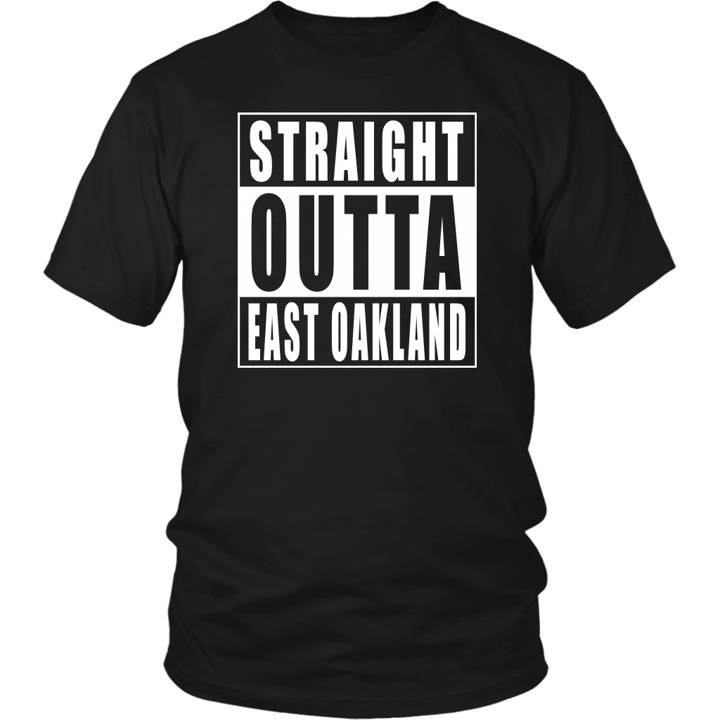 Straight Outta East Oakland