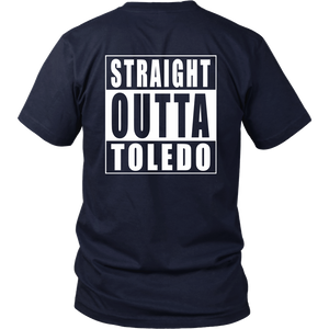 Straight Outta Toledo - 419 custom