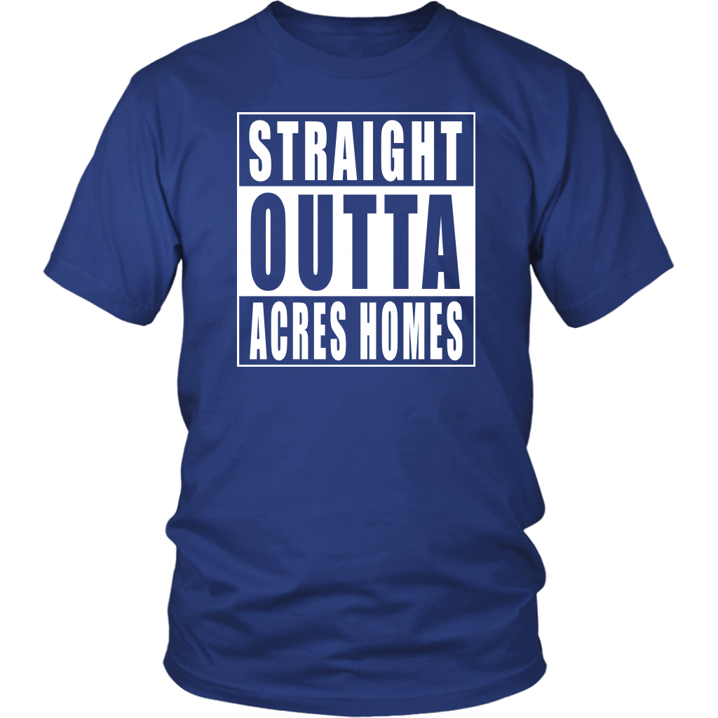 Straight Outta Acres Homes