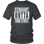 Straight Outta York Street