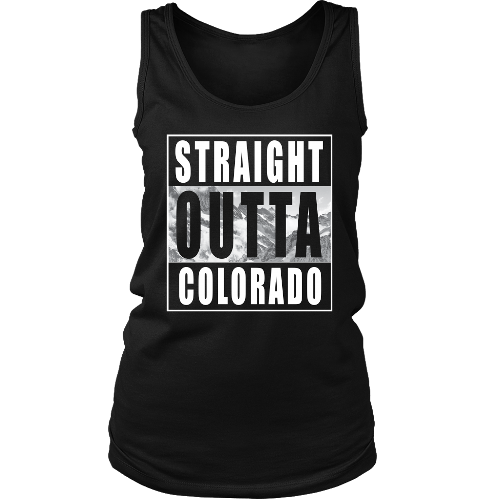 Straight Outta Colorado Custom